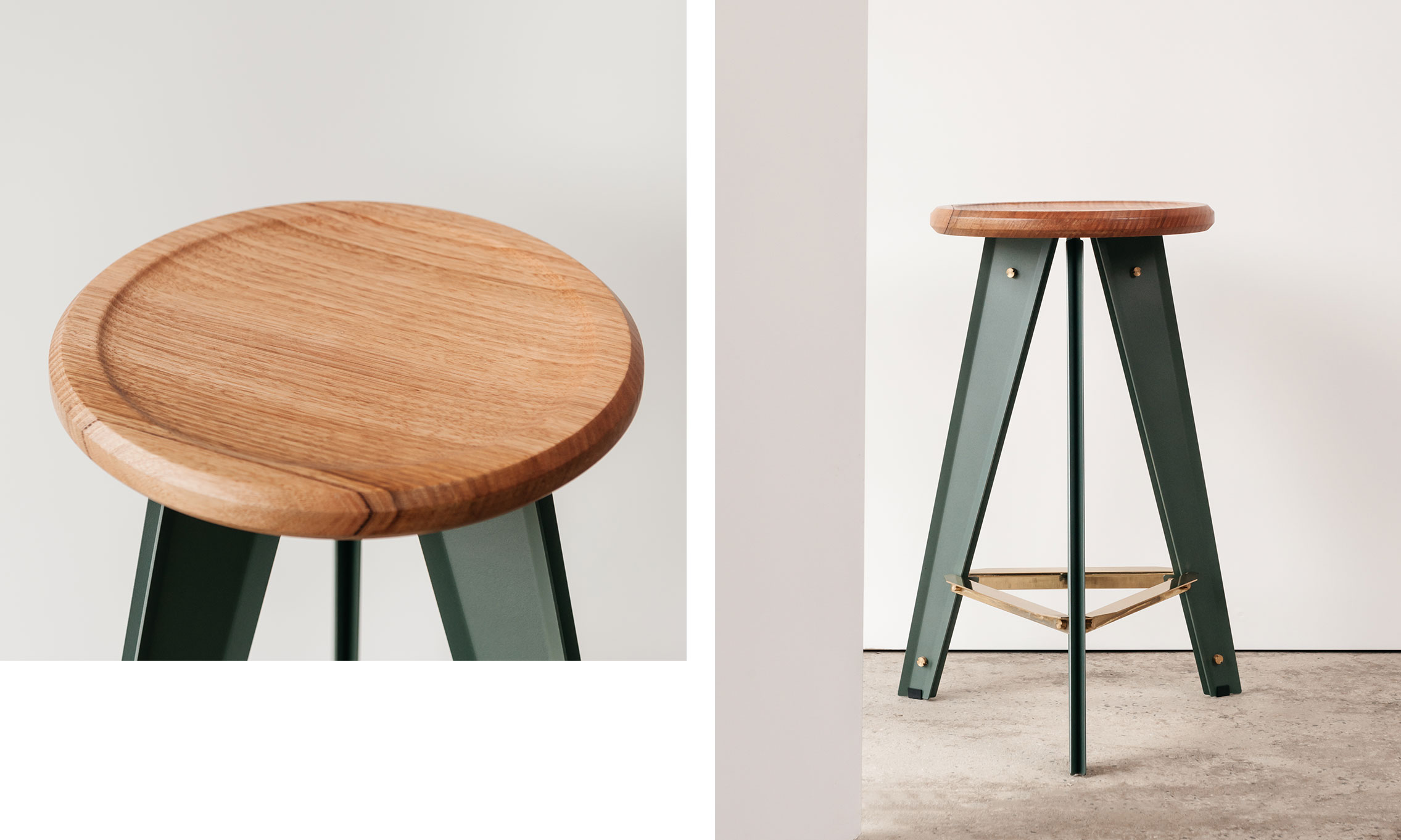 LifeSpaceJourney Crease Stool