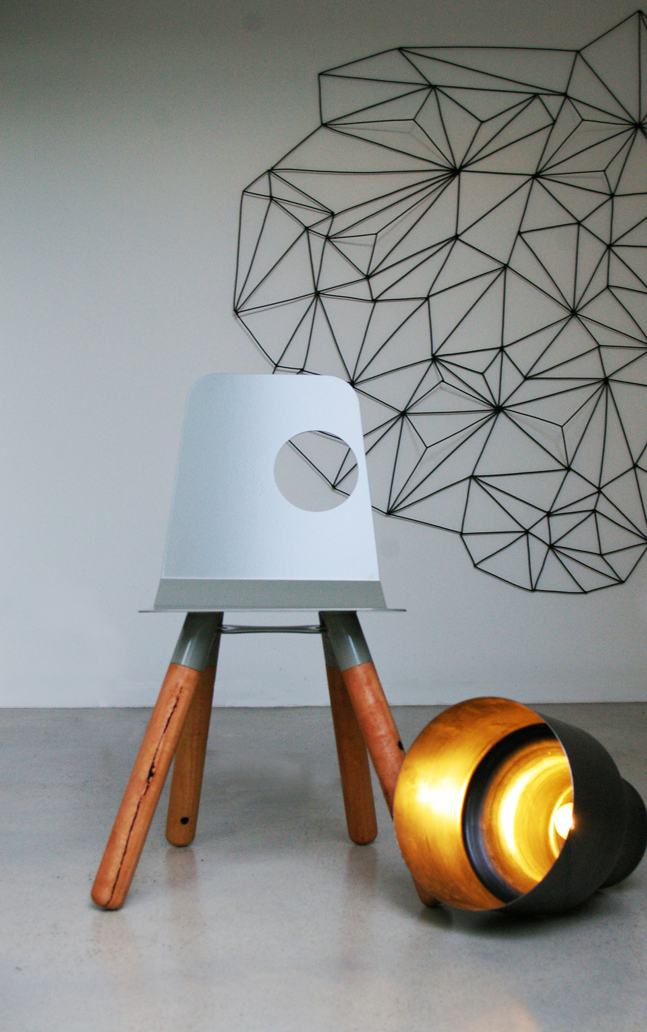 LifeSpaceJourney Full Moon Chair