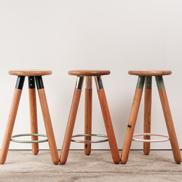 LifeSpaceJourney Little Brother Stool