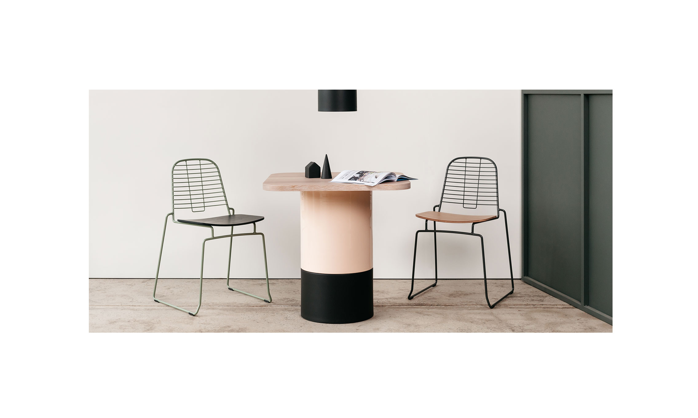 LifeSpaceJourney Cylinder table