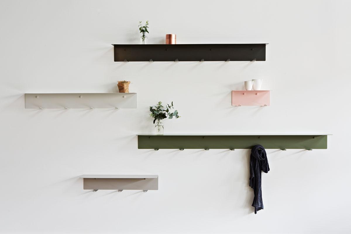 wall hook shelf lifespacejourney. Black Bedroom Furniture Sets. Home Design Ideas