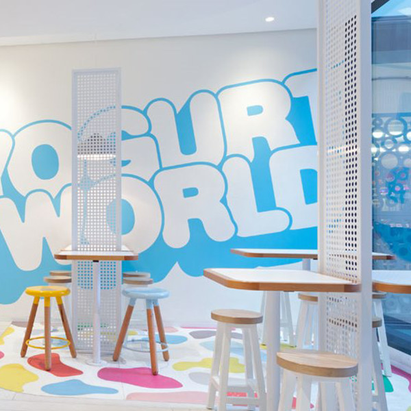LifeSpaceJourney Yoghurt World